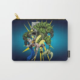 Triumph of the Werefish Carry-All Pouch