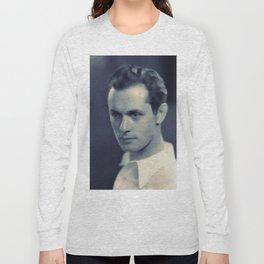 Robert Montgomery, Hollywood Legend Long Sleeve T-shirt