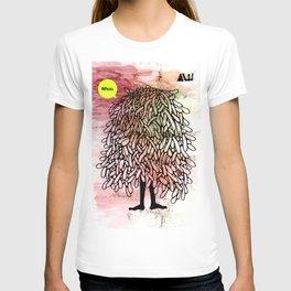 Whoo. T-shirt