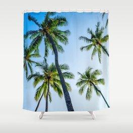 Summer all year Shower Curtain