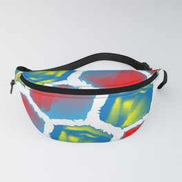 Mexi hexi Fanny Pack