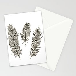 Birds of a feather.... Stationery Cards
