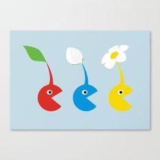 Pac-Min Canvas Print