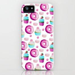 Fun Sweets iPhone Case