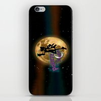 popeye iPhone & iPod Skins featuring POPEYE THE SAILOR MOON - 001 by Lazy Bones Studios