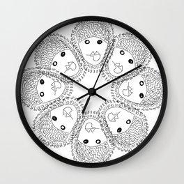 8-10  Wall Clock