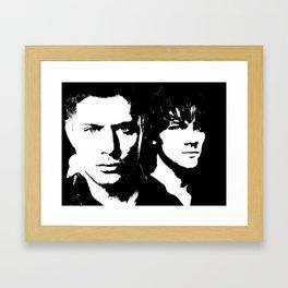 Winchester Framed Art Print