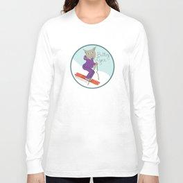 Buttzy Lynx Long Sleeve T-shirt