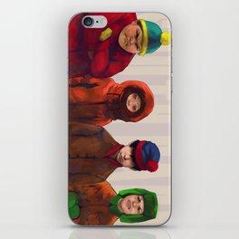 South Park iPhone Skin