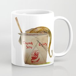 Tentacle Take-Out Coffee Mug