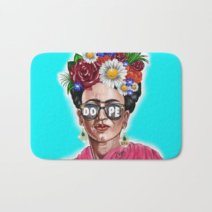 Dope Frida Bath Mat