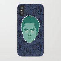 scrubs iPhone & iPod Cases featuring JD - Scrubs by Kuki