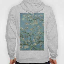 Almond Blossoms Hoody