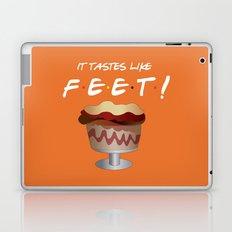 It tastes like feet! - Friends Laptop & iPad Skin