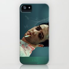 The day Edward stopped to care iPhone (5, 5s) Slim Case