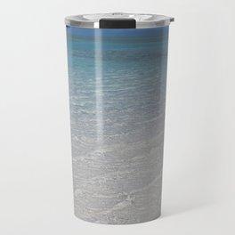 Bahamian Sandy Cay Travel Mug