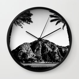 Indian Wells Wall Clock