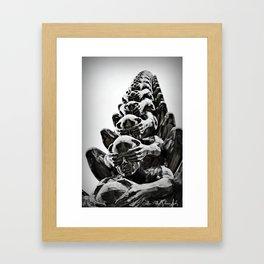 See No Evil 2 Framed Art Print