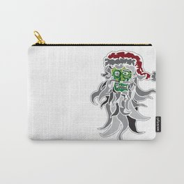 Zombie Santa Carry-All Pouch