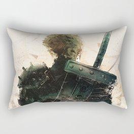 Soldier legacy Rectangular Pillow