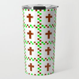 Christian Cross 46 Travel Mug