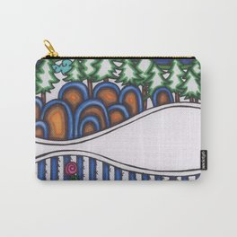 rosie hill Carry-All Pouch