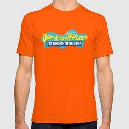 PoriferaRobert TetragonTrousers T-shirt