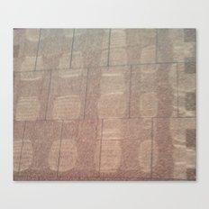 MARBLE GLARE 2 Canvas Print