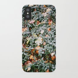 Green_4 iPhone Case