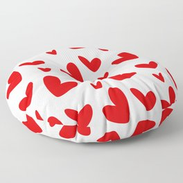 Love is in the air Floor Pillow