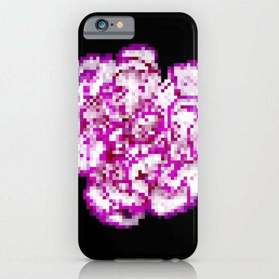 8BIT flower iPhone & iPod Case