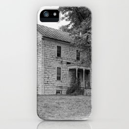 Old Stone Shop, Pleasant Hill (Shakertown) iPhone Case