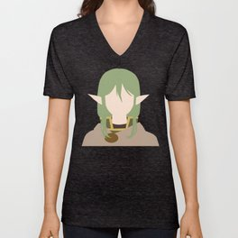 Riveria Ljos Alf (Is It Wrong to Try to Pick Up Girls in a Dungeon?) Unisex V-Neck