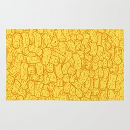 Mac and Cheese Rug