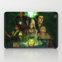 dragon age inquisition iPad Cases featuring The Inquisition by Nero749