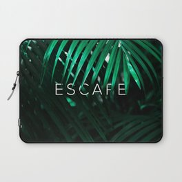 Escape into the Jungle Laptop Sleeve