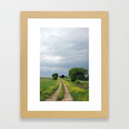 Navarro County, Texas #5 Framed Art Print