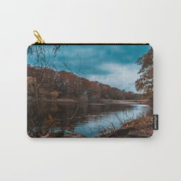Autumn Pond Photograph Carry-All Pouch