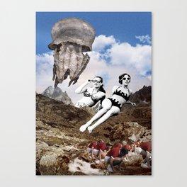 Сondensate Canvas Print