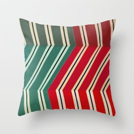 Direction Change 5 Throw Pillow