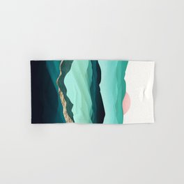 Summer Hills Hand & Bath Towel
