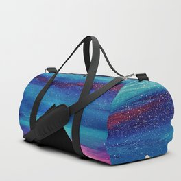 PYRAMIDS OF GIZA SPARKLY SILHOUETTE 2 Duffle Bag