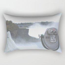 Look Through Me Rectangular Pillow