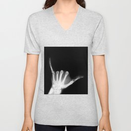 Hang Loose X-Ray Unisex V-Neck