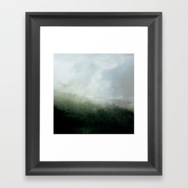 The Lost Island Framed Art Print