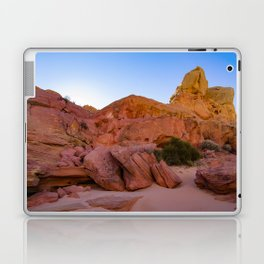 Colorful Sandstone, Valley of Fire - III Laptop & iPad Skin