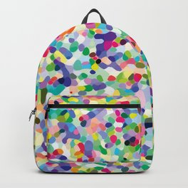 Colorful Spots Backpack