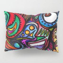 JellyFace Pillow Sham