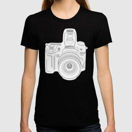 Grey Cameras T-shirt
