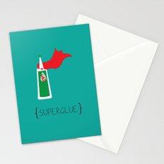 SuperGlue Stationery Cards